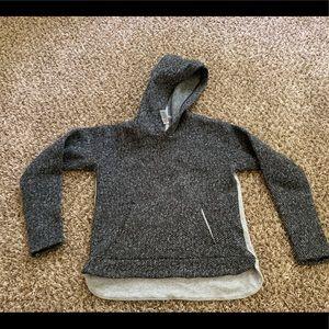 Athleta Girl hoodie sweatshirt medium 8/10